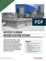 Ote Floodaf Microflotation System En
