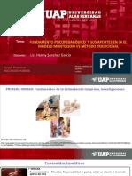 2°° SEM FUNDAM PSICOPEDAG - MODELO MONTESSORI VS M TRADIC