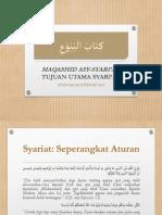 Maqashid Syari'Ah