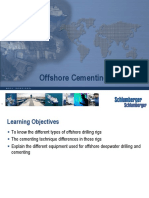 01 Offshore Cementing Basics