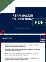 04. Reanimacion en Urgencias
