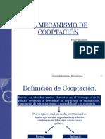 El Mecanismo de Cooptacion