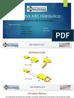 Sistemas ABS Frenos