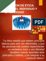 ETICA SOCIAL E INDIVIDUAL.ppt