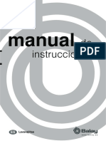 Manual de Instrucciones Balay 3vf304na (1)