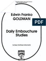 Daily Embouchure Studies Bass Clef - Goldman_20180417_0001