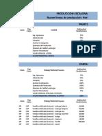 MODELO Presupuestos Proyecto Horticola