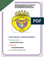 Monografia de Atrofia y Hiperatrofia Hemifacial(Embriologia)