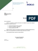 Carta Cite 021-18
