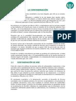 Contaminacion -c. Aire -Sarita
