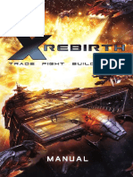 X Rebirth Manual Spanish
