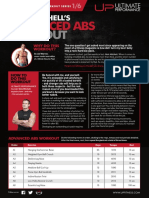 Ultimate Performance Online ADVANCED ABS