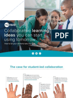 Collaborative Learning Ideas You Can Start Using Tomorrow eBook