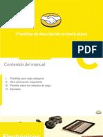 Mercado Libre Perú - Plantillas de Descripción