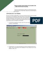 Procedimiento Configur Adtran TA3000