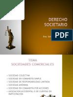 Derecho Societario UPDS