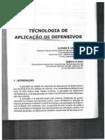 20 Tecnologia de Aplicacao de Defensivos