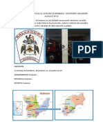 Vulnerabilidad Sísmica de La Estación de Bomberos Voluntarios Salvadora Huánuco Nº 52
