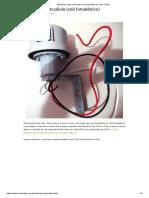 Eletricista_ Saiba Como Ligar Uma Fotocélula Em 110v e 220v