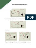 Simulación Con Relevadores de Las Funciones Lógicas