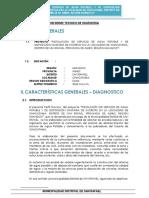 Informe Tecnico de Ingenieria