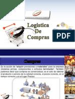 Trabajo de Logistica de Compras Para Exposicion