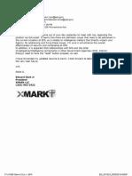 Eddie Deck emails to Ryan Jackson