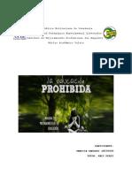 Análisis Sobre El Documental de La Educación Prohibida
