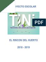 Proyecto Tini
