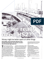 Modern Railways article