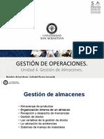 Clase Nº2Gestion Del Almacenes