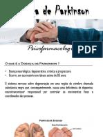 Doença de Parkinson Psicologia