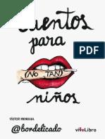 Cuentos Para (No Tan) Ninos (Sp - Victor Mengual Jimenez