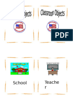 Classroom Objects (2)