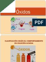 Oxidos y Aminas