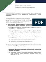 Proyecto Evaluación Del Impacto y Riesgo Ambiental