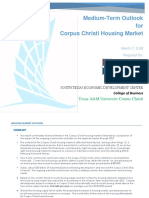 Corpus Christi Housing Condition Outlook March 2018