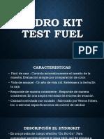 Hidro Kit Test Fuel