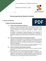 Técnicas Generales del Diseño de Software.pdf