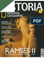 Colección Historia National Geographic – Número 1 2004