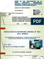 Diapositivas Politicas Publicas - Grupo III