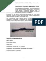 MANIPULACIONES BÁSICAS DE LA ESCOPETA FRANCHI SPS- 350 PN.pdf