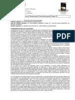 """Programa de """"Derecho Penal IIº Curso (Parte Especial)"""" Cátedra """"A"""" - UNNE"""