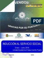 Induccion Ss Enero - Junio 2018 Fcp