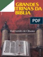 As Grandes Doutrinas da Bíblia - Raimundo de Oliveira.pdf