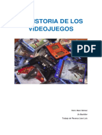 La Historia de Los Videojuegos - TR (1)