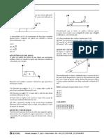 FIS03 - Primeira e Terceira Leis de Newton