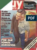 Colección Muy Interesante España Número 54 - Noviembre 1985