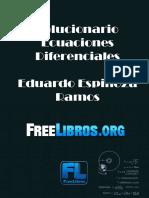 Solucionario Ecuaciones Diferenciales - Eduardo Espinoza Ramos-FREELIBROS.ORG.pdf