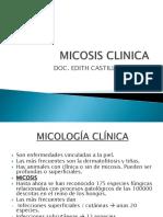 Micosis Clinica